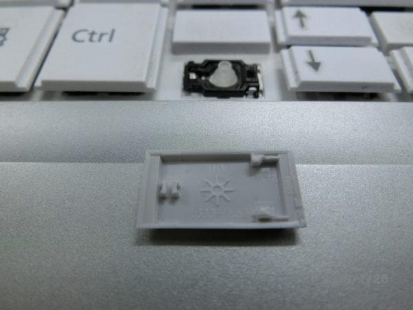 ノートPCキーボード1